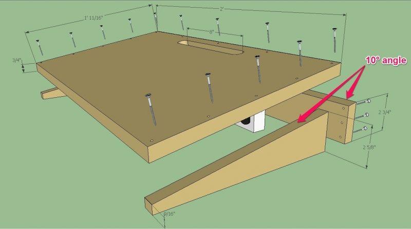 design for pedal board