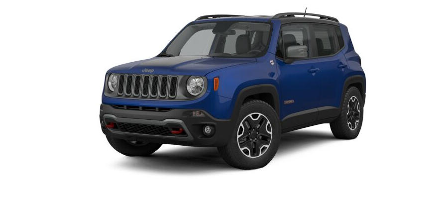Jeep Renegade Trailhawk 2017 First Look, New Features Added