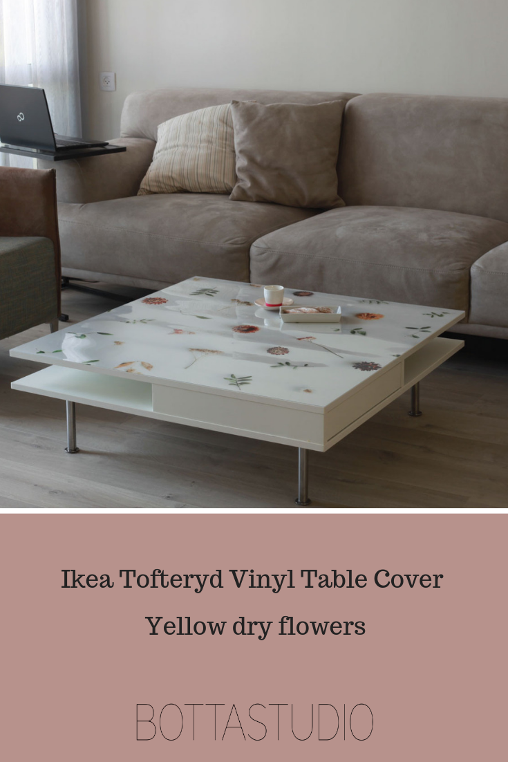 Eco Friendly And Non Toxic Pvc Cover Designed To Ikea Tofteryd Table Measurements High Quality Uv Printing Suitable Vinyl Table Covers Ikea Lack Table Table [ 1102 x 735 Pixel ]