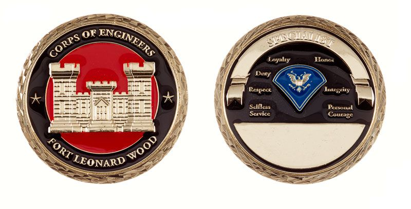 best challenge coin company