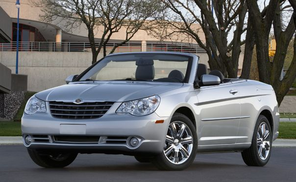 Possible Car 2010 Chrysler Sebring Convertible Love Love Love My