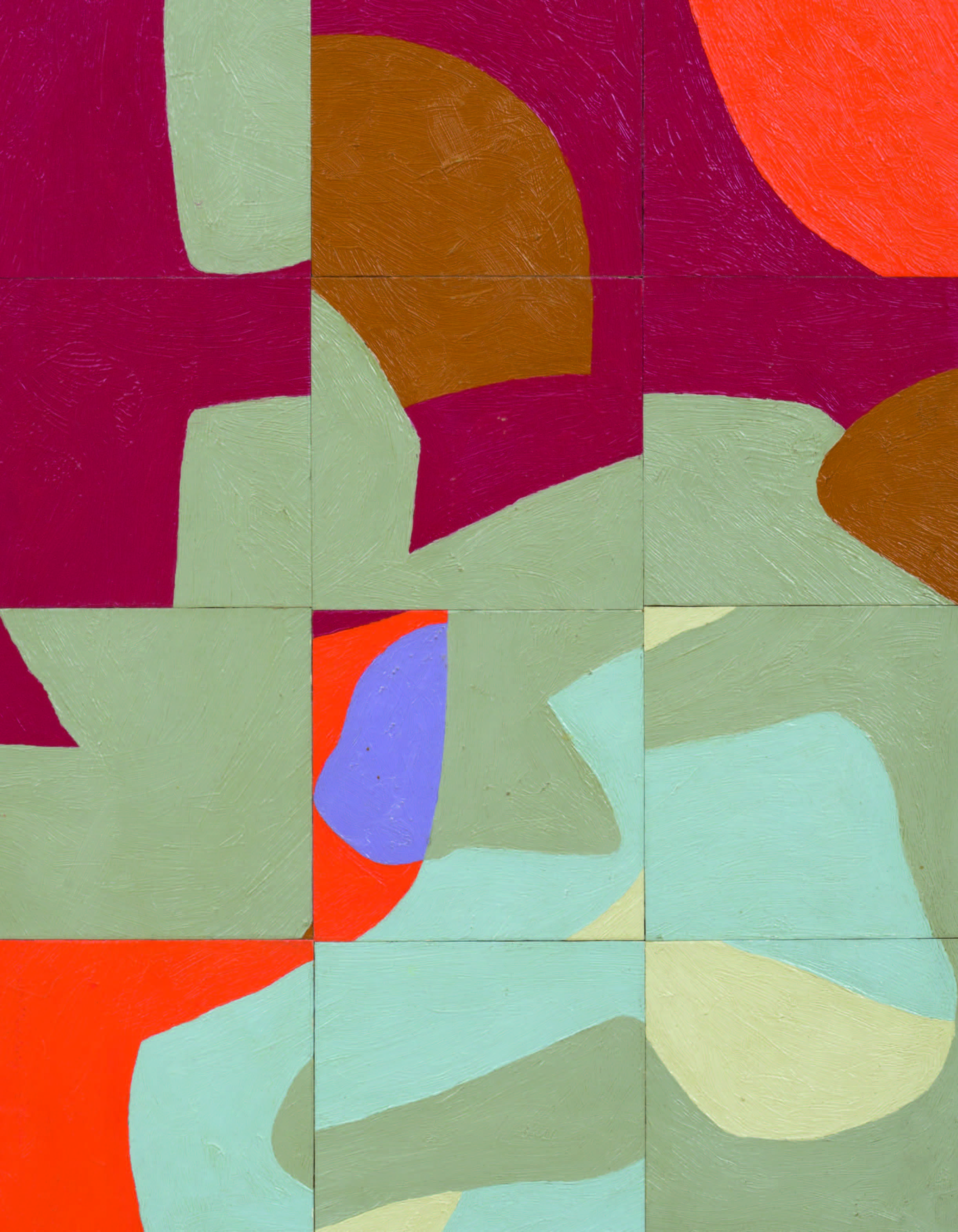 Frederick Hammersley: Organics and Cut-ups 1963-1965, 12 September ...