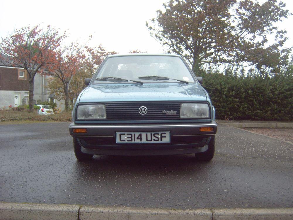 Vw Volkswagen Jetta 1986 Mk2 1 6 Turbo Diesel Volkswagen Jetta Vw Volkswagen Volkswagen