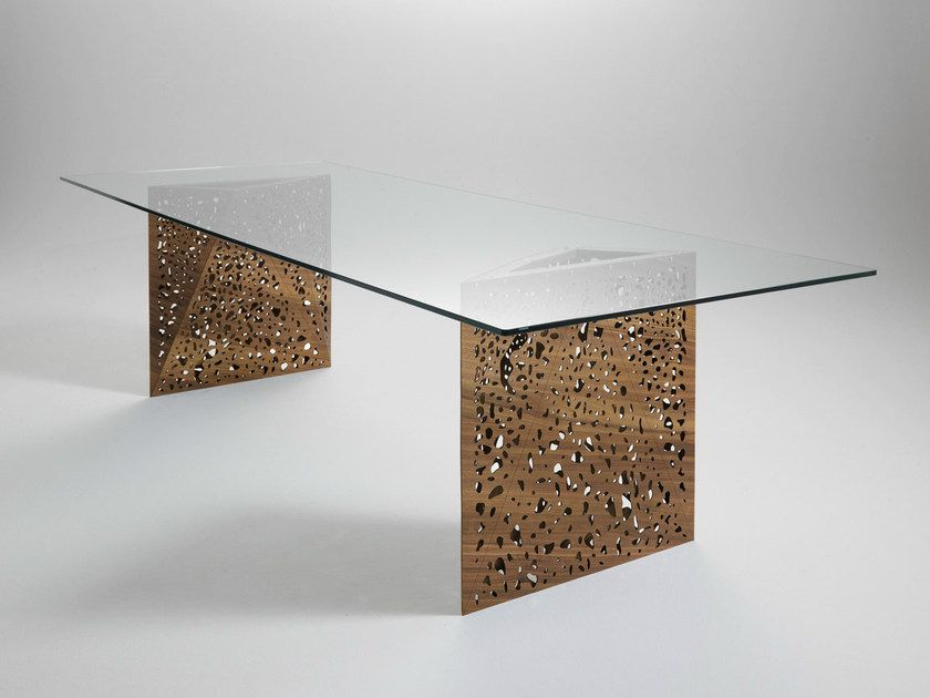 Riddled Table By Casamania Horm Design Steven Holl Coffee