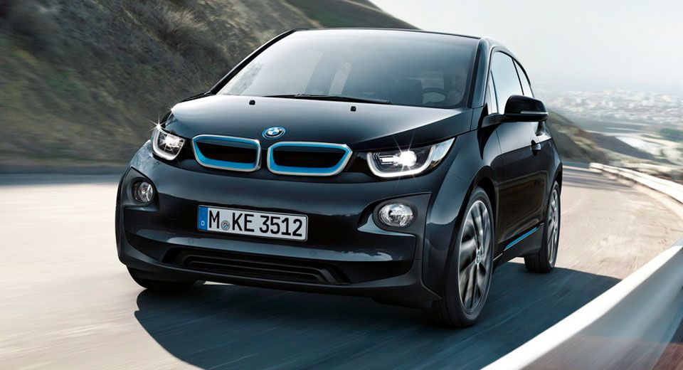 Updated Bmw I3 Set To Debut In 2017 With New Design And Better