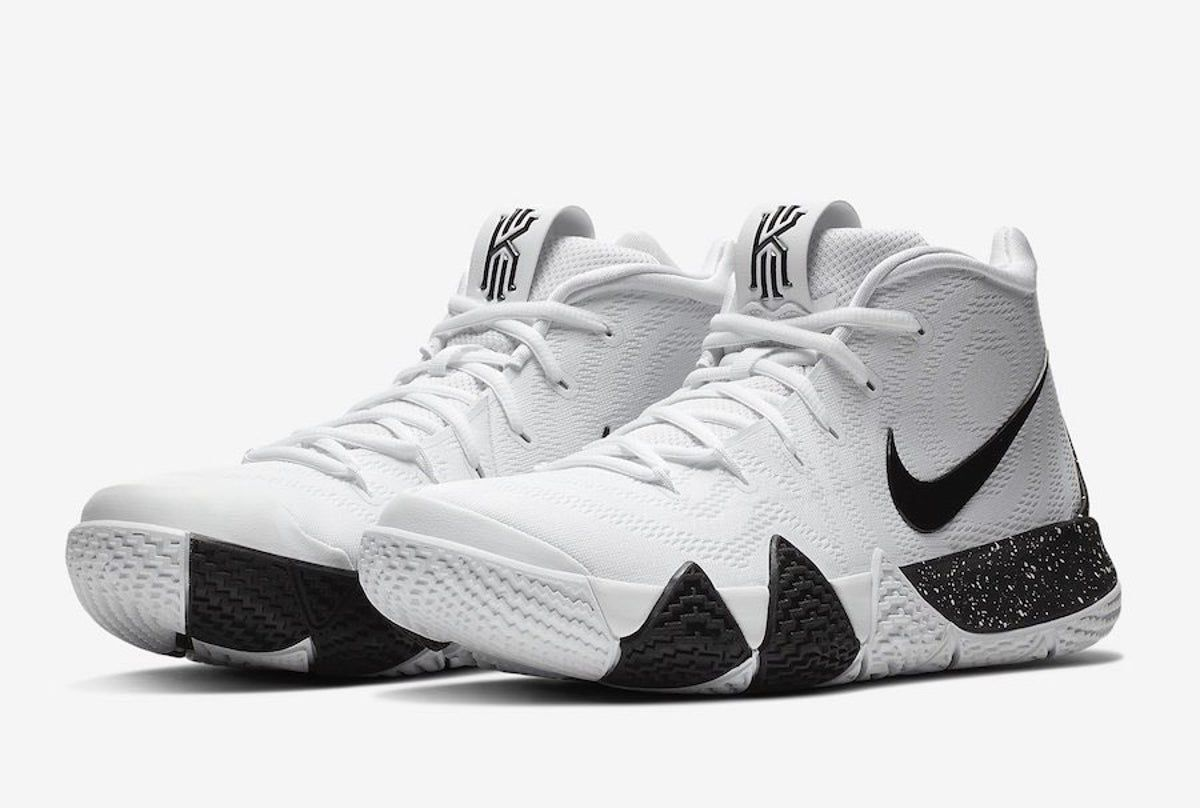 Nike Kyrie 4 On Mercari In 2020 Womens Basketball Shoes Girls Basketball Shoes Nike Basketball Shoes