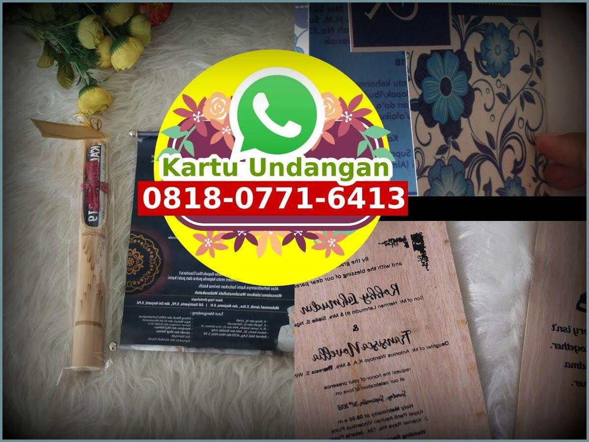 Kartu Undangan Pernikahan Adat Bali Ô818Ô7716413 [WA
