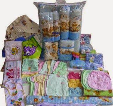 Model Baju Bayi Baru Lahir