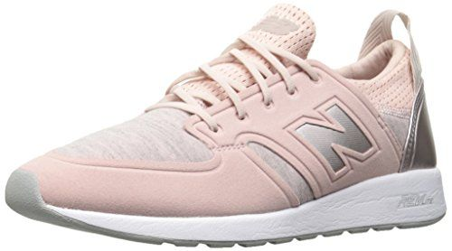 7ed80436ad New Balance Women's WRL420V1 Sneaker, Faded Rose/Champagne Metallic, 9 B US
