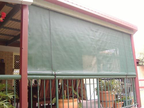 Hunter Canvas And Shade Rope And Pulley Awnings Gold Coast