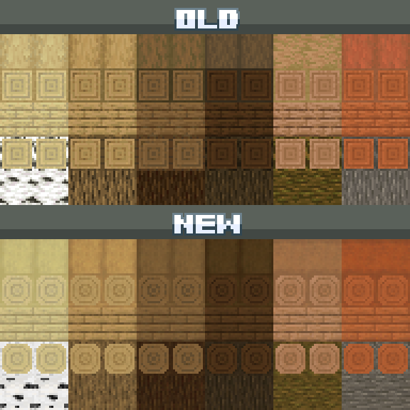 All Types Of Wood Texture Beta Testing V 2 0 For My Resource Pack Minecraft Designs Minecraft Xbox One