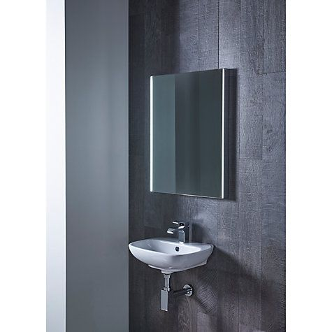 Photo Of Buy Roper Rhodes Precise Illuminated Bathroom Mirror Online at johnlewis