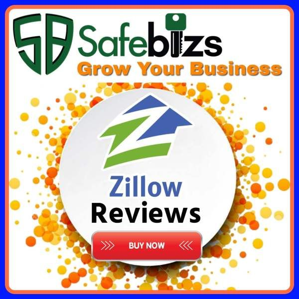 Buy Zillow Reviews. 100% Satisfaction Guaranteed. Zillow profile Reviews From Verified Accounts and Active Profiles and grow your online business.