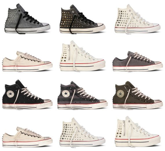 714f328c0910 CONVERSE Chuck Taylor All Star Collar Studs – Fall 2013 Collection ...
