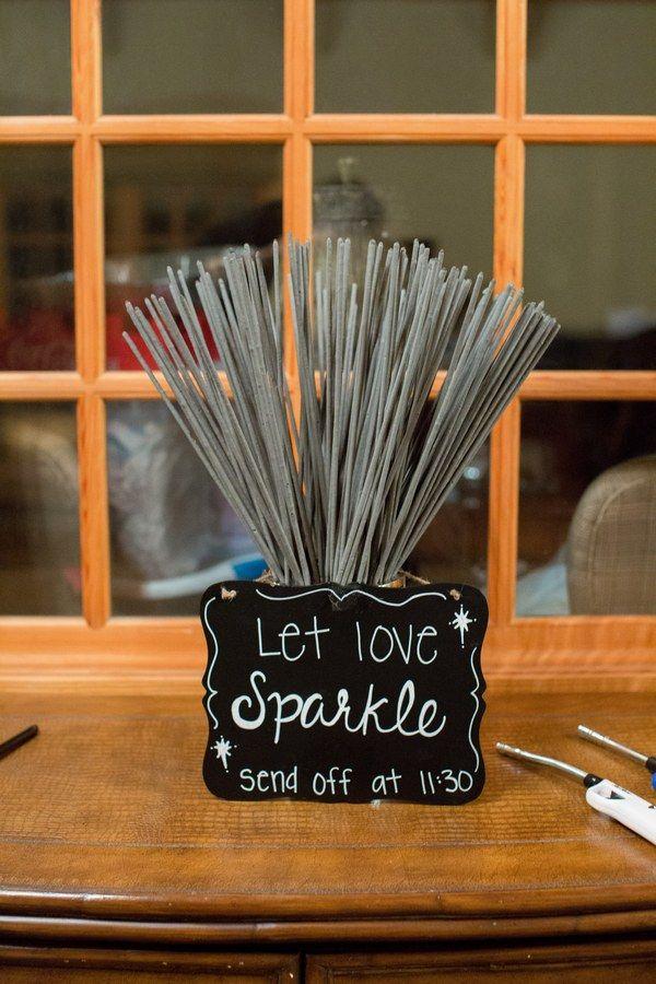 Top 20 Sparklers de boda Presentar ideas – Boda