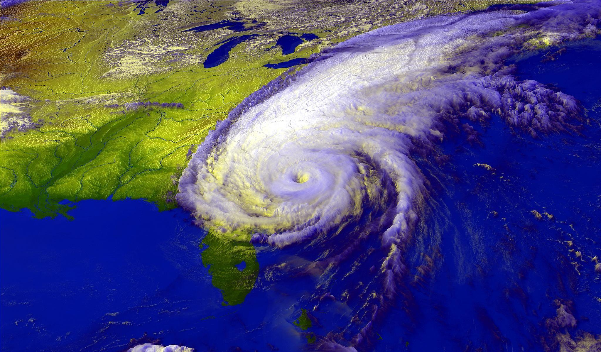 Hurricane Floyd S Lasting Legacy North Carolina Digital History Hurricane Floyd Hurricane Digital History
