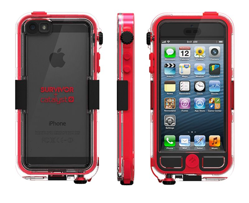 wholesale dealer 5fe33 f445b Catalyst Lifestyle waterproof range of cases for iPhone 5! www ...