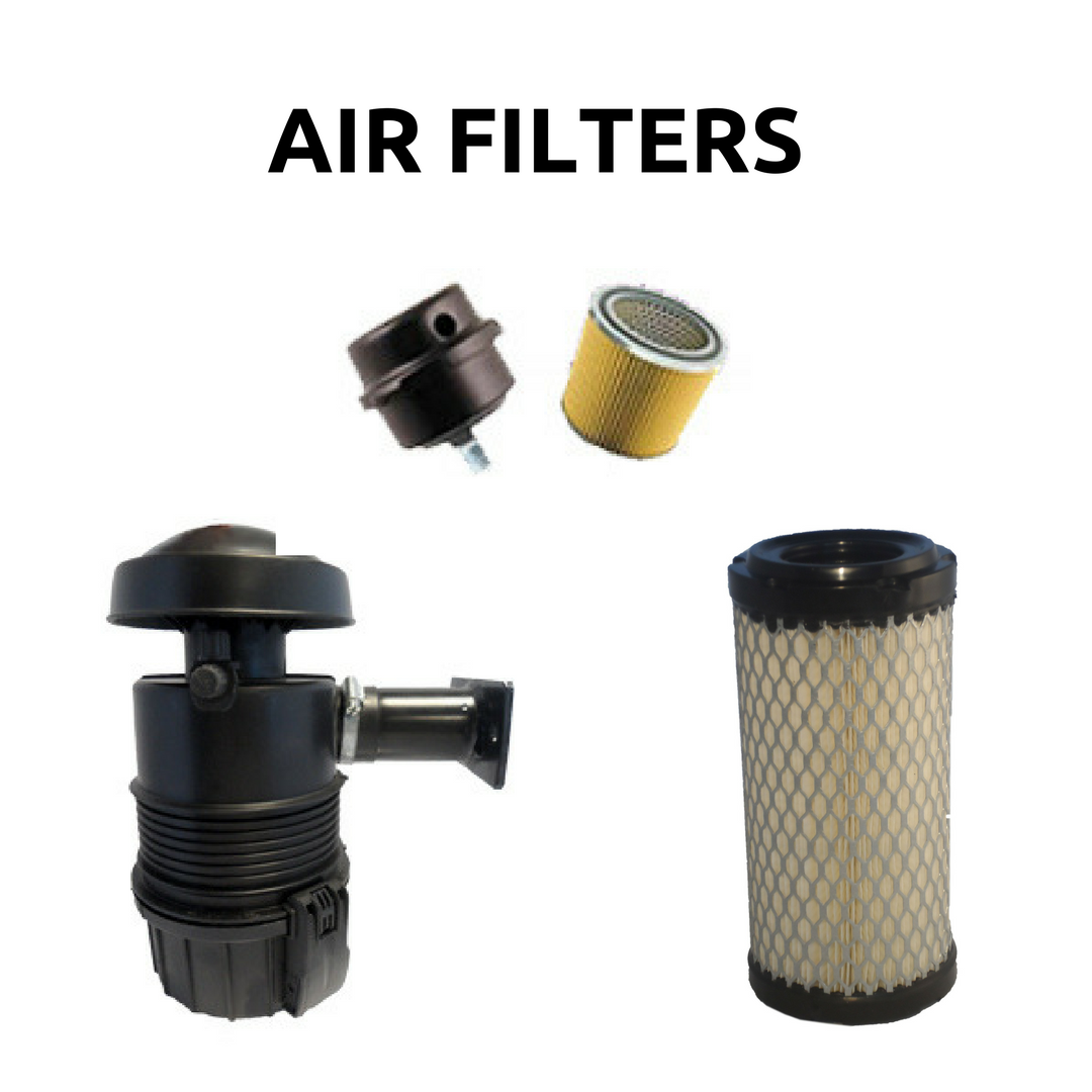 A variety of Air Filters available for different