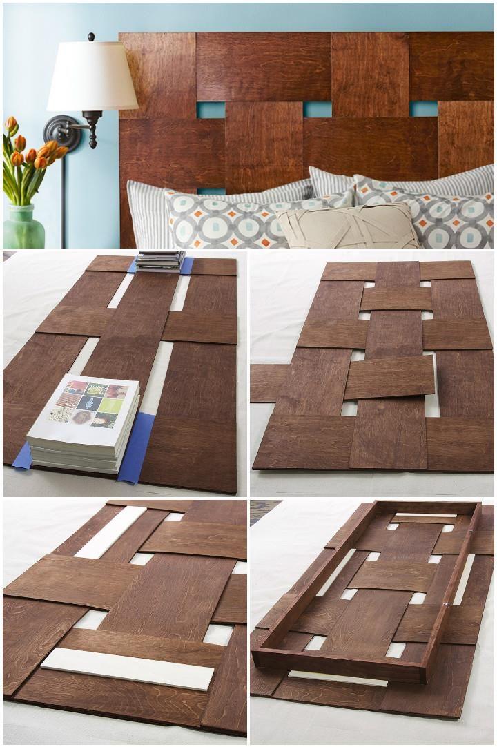 78 Superb DIY Headboard Ideas for Your Beautiful Room | Kopfteile ...