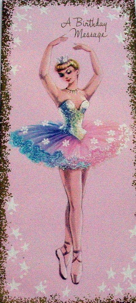 Смешные, новогодние открытки балерина