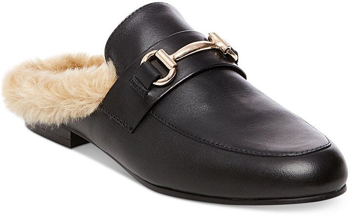 ab8e249a5aa Steve Madden Women's Jill Slide-On Mules | Shopping | Shoes, Oxford ...