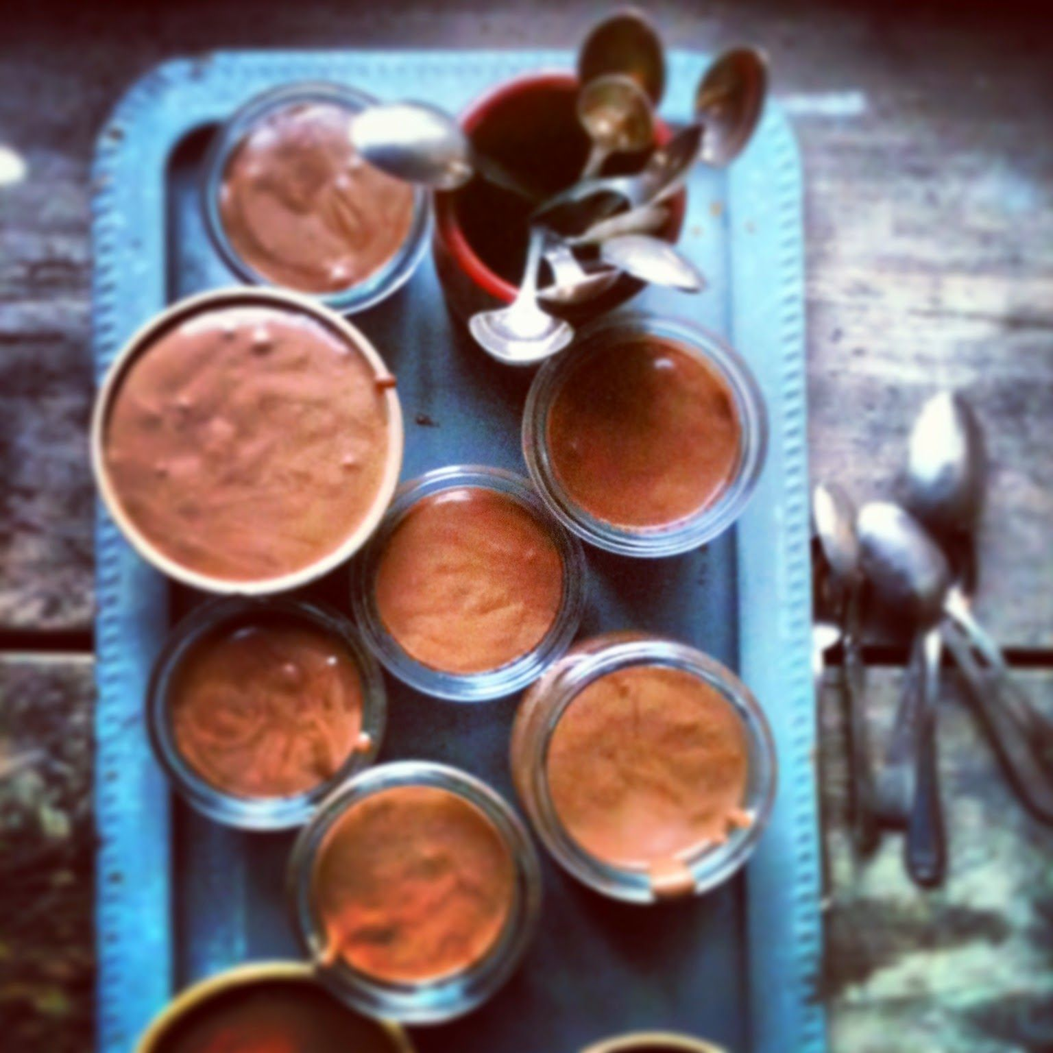 Louises køkken: Chokoladecreme