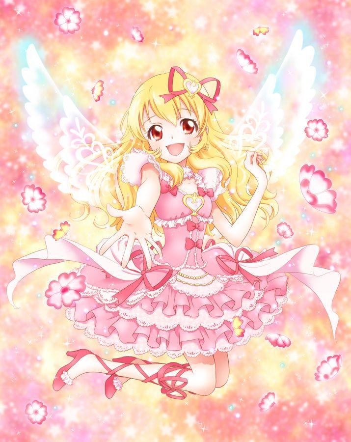 Aikatsu Ichigo Angely Sugar Anime Pinterest Sugaring