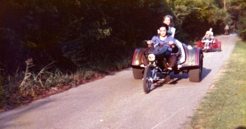 - Elvis Presley's 1975 Super Cycle Stallion VW Trike
