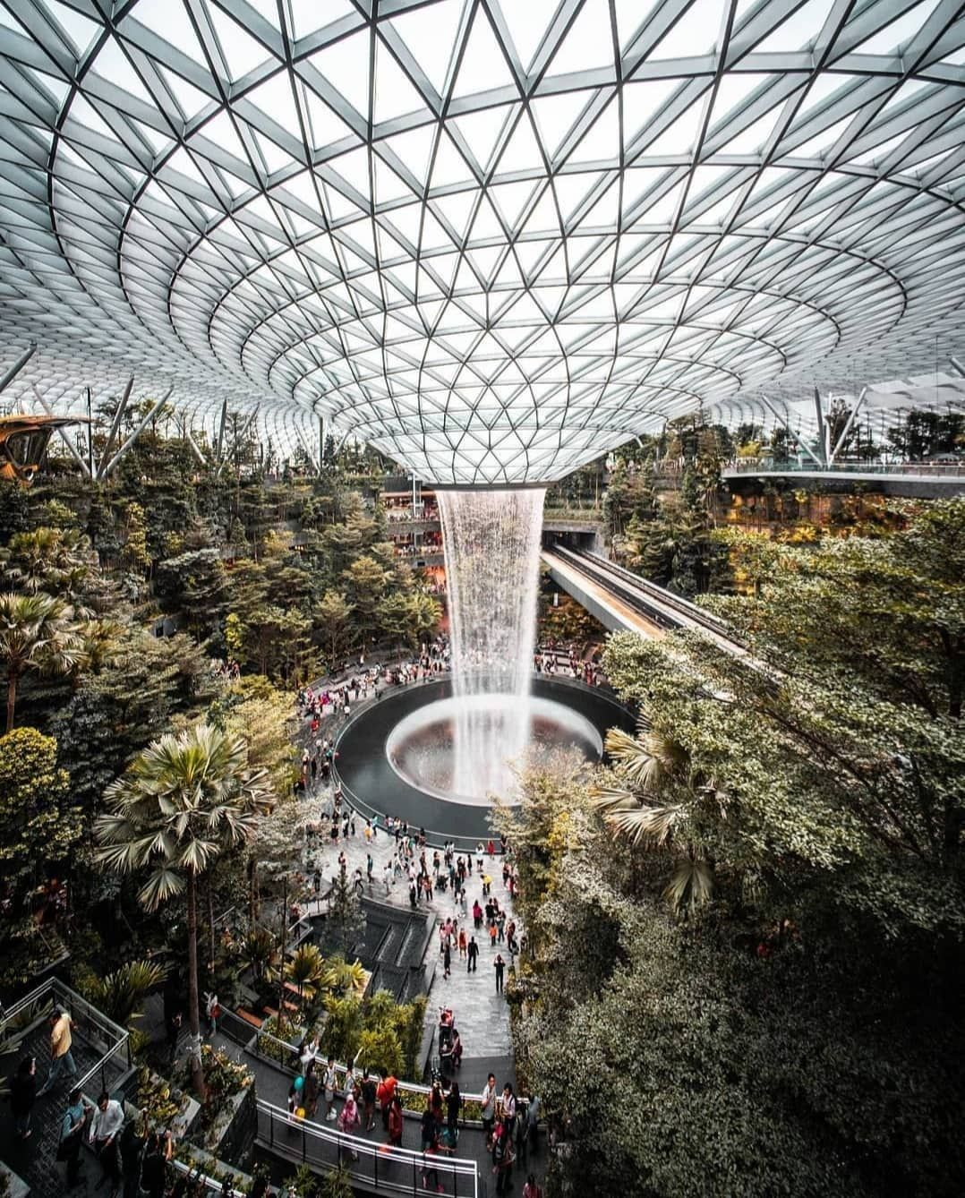 New The 10 Best Travel With Pictures Jewel Changi Airport Singapore The Best Airport Isn T I Changi Airport Singapore Travel Inspiration Travel Pictures