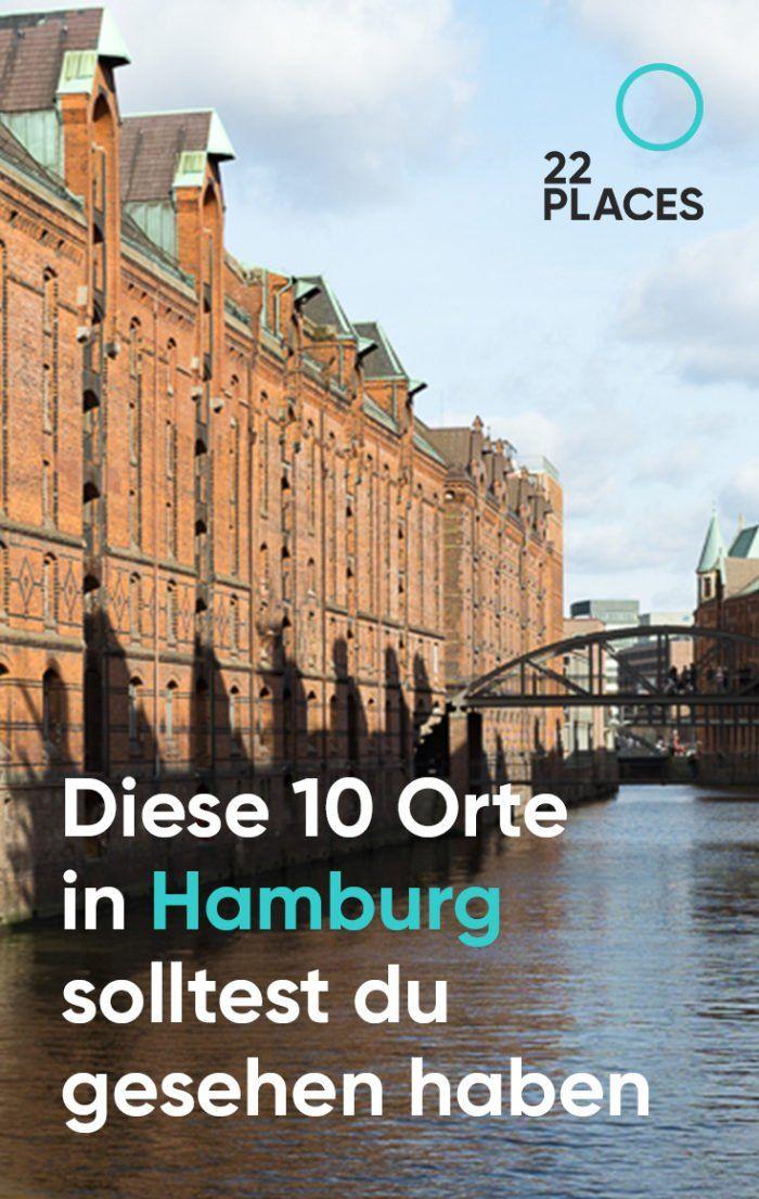 Die 10 schönsten Sehenswürdigkeiten in Hamburg: Unsere Tipps