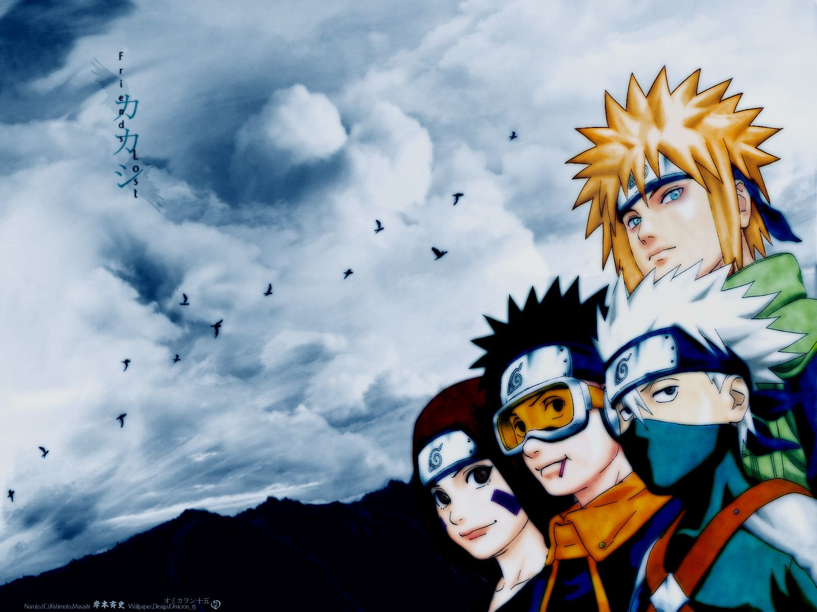 Naruto Shippuden Wallpaper Kakashi