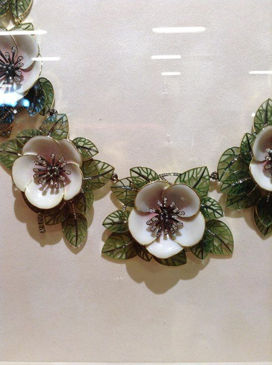 Necklace by Ilgiz Fazulzyanov (details)
