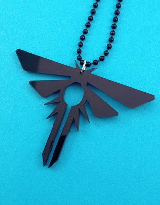 The last of us firefly necklace the last of us pinterest the last of us firefly necklace mozeypictures Choice Image
