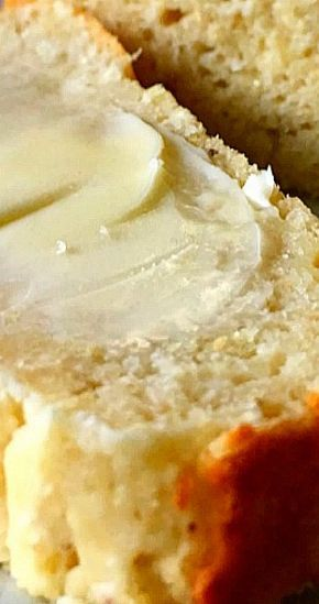 Easy Amish Sour Cream Cornbread