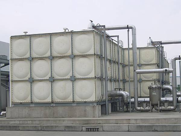 Smc Water Tank For Domestic And Industrial Use