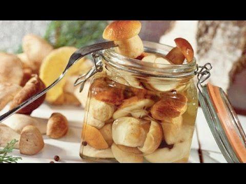 84Закуски из грибов на зиму рецепты