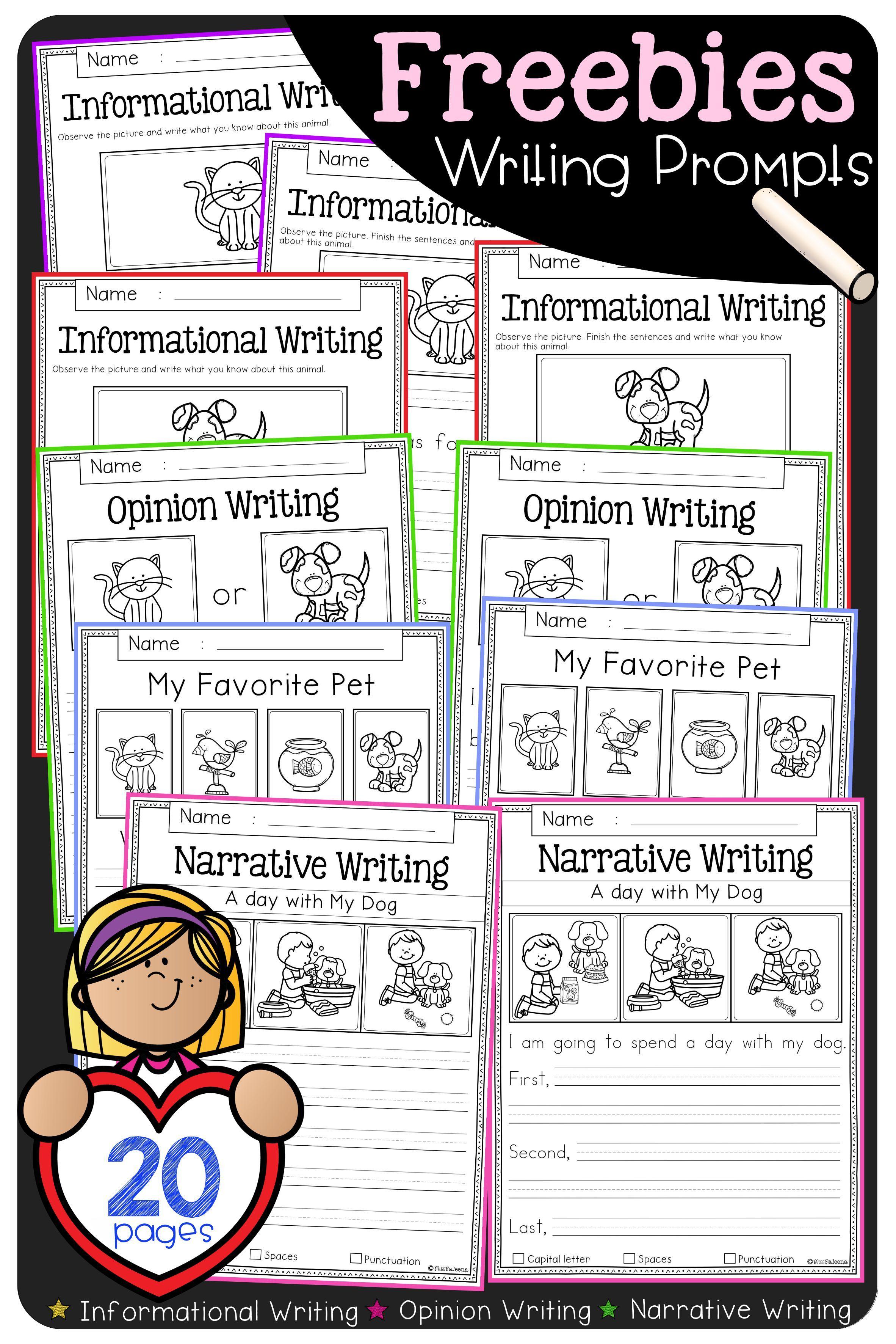 Free Writing Prompts Di