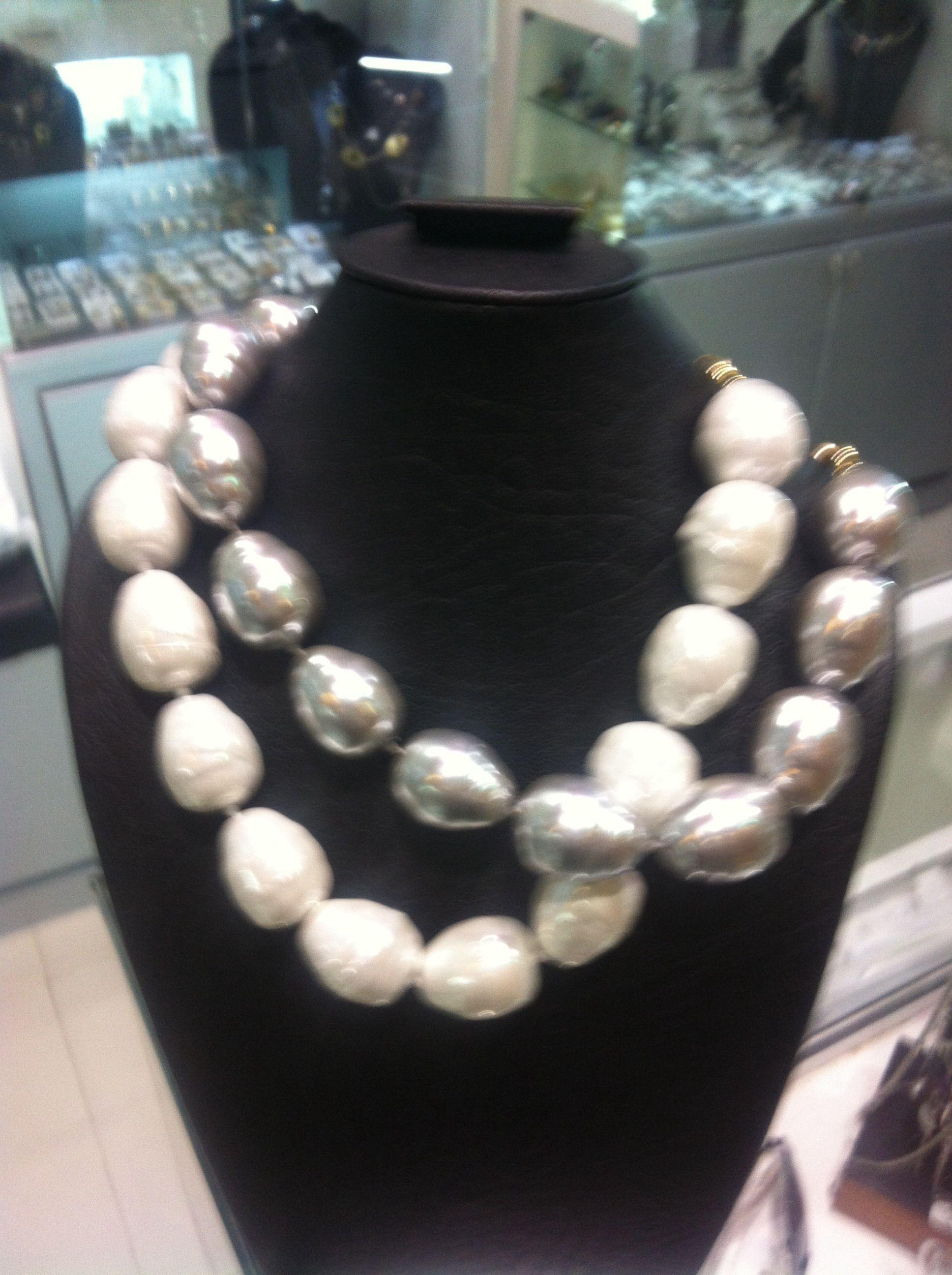 c4491212a5e3 Collar perlas nacaradas  180.000