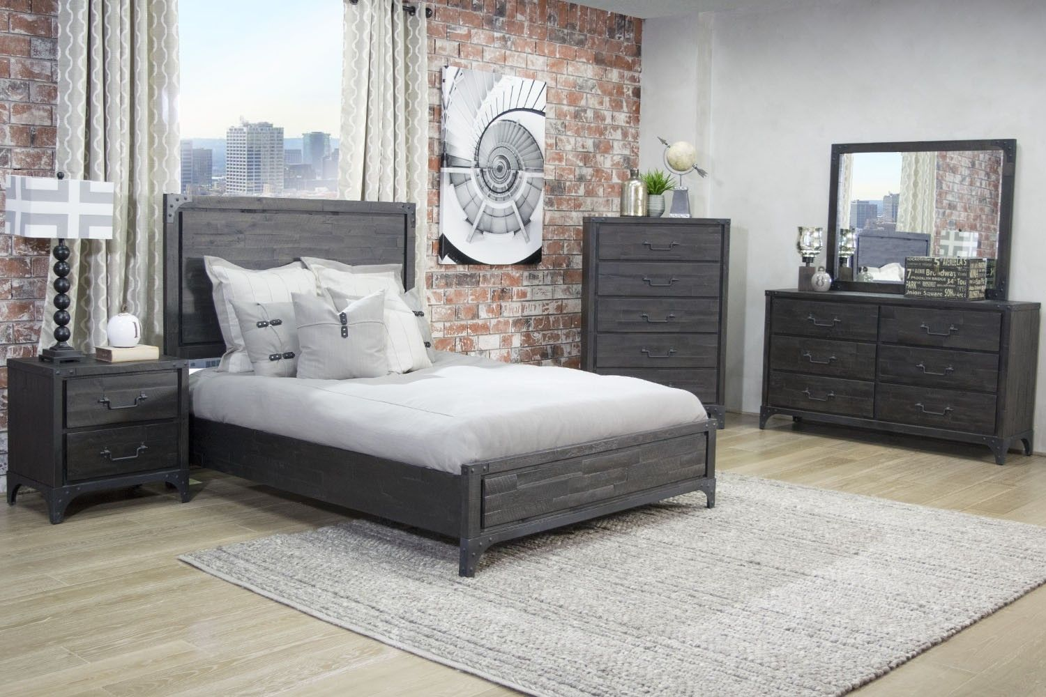 Buxton Bedroom  Bedroom  Mor Furniture for Less