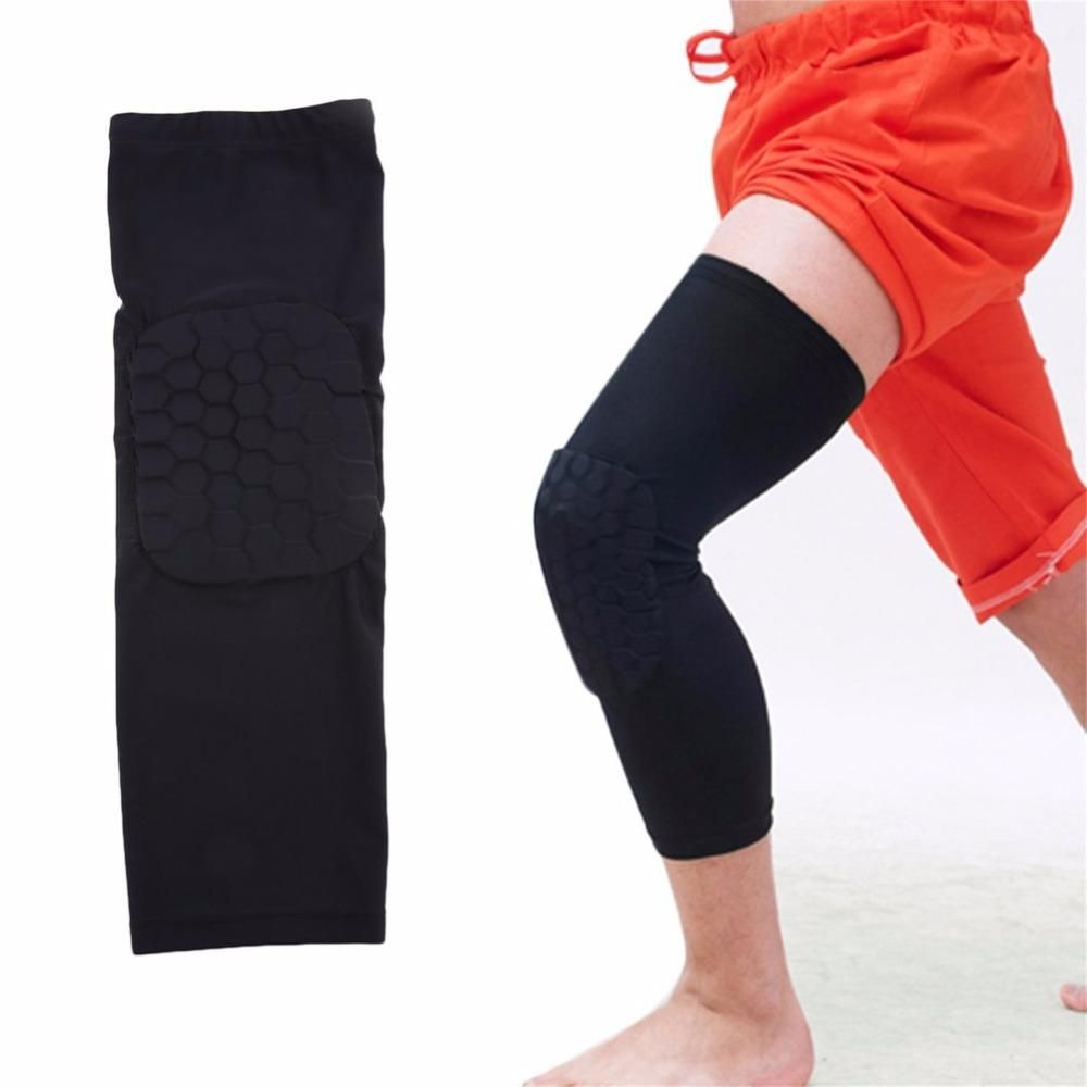 Leg Sleeve With Knee Pads Exercise Ideas And Tips Pinterest Kneepad
