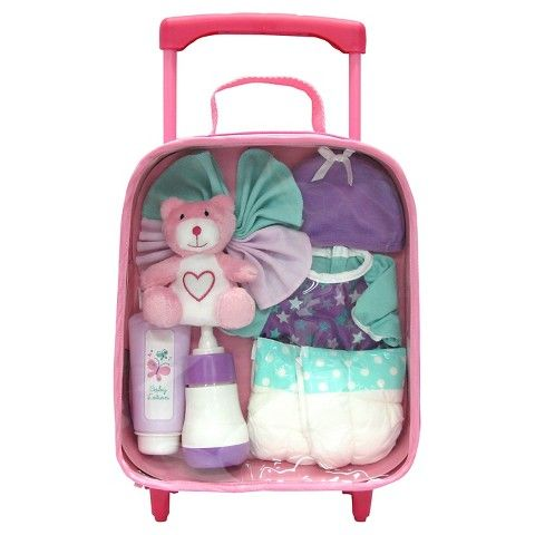 Circo™ Baby Doll Travel Suitcase and Accessories #babydoll