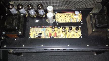 Ampeg V4B Topteil Bj. ca. 76-78 Bass Amp Röhre in Hessen - Hanau   Musikinstrumente und Zubehör gebraucht kaufen   eBay Kleinanzeigen