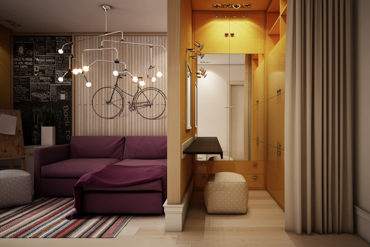 Hochbett begehbarer kleiderschrank google suche bedscapes pinterest schlafzimmer design - Begehbarer kleiderschrank mit schminktisch ...