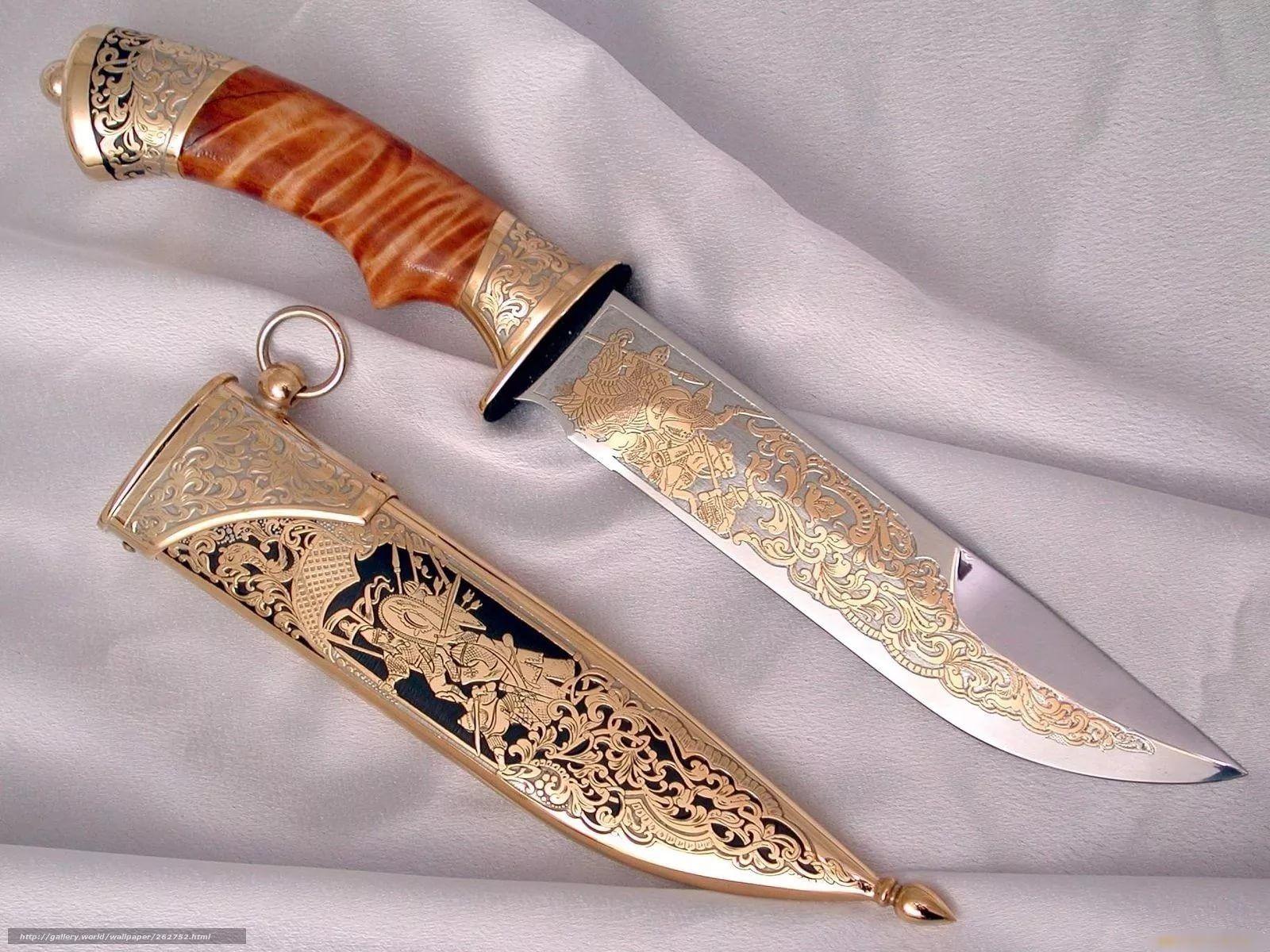 Фото красивых ножей и кинжалов мира необходимости соорудить