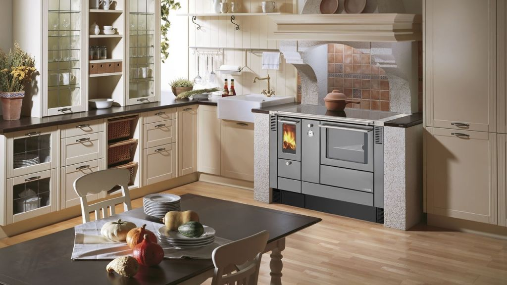 Lohberger AC105 Wood burning Cooker | Lohberger Range cookers from ...
