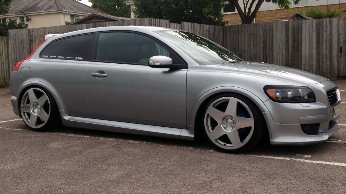 19 Bola B10 Staggered Brand New Alloy Wheels Volvo C30 06 11 Polish 5x108 Alloy Wheel Volvo C30 Volvo