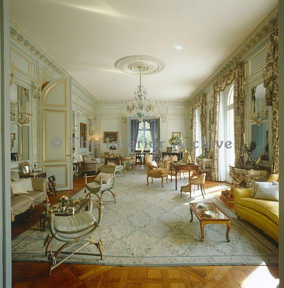 Windsor House Apartments: Duke And Duchess Windsor's Villa In Paris