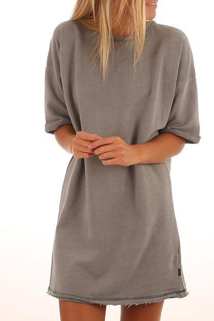 89e214c11307ee Schöne Und Schmeichelnde Leinen-Kleider Halten Sie Suchen Und Gefühl Cool -  Deutsche Kleidung Mode