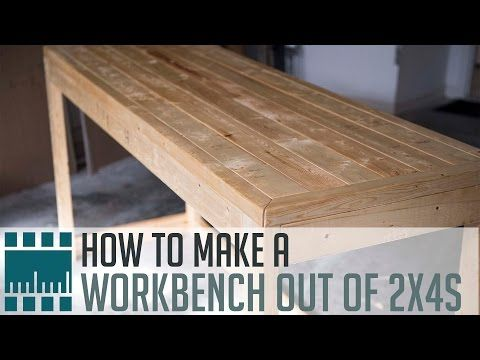 diy simple workbench project woodworking bench shop workbenches