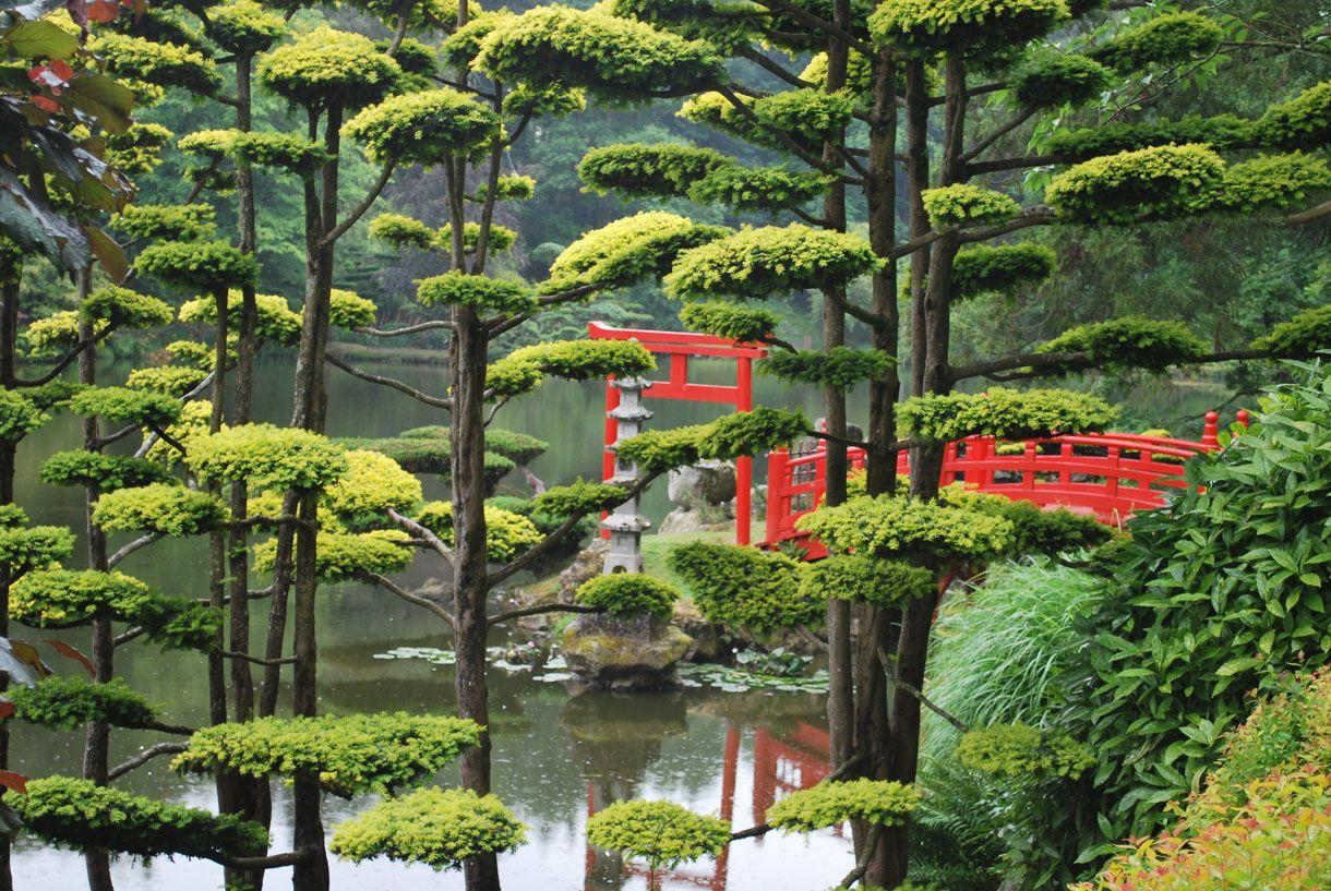 10 jardins japonais visiter en france jardin japonais. Black Bedroom Furniture Sets. Home Design Ideas